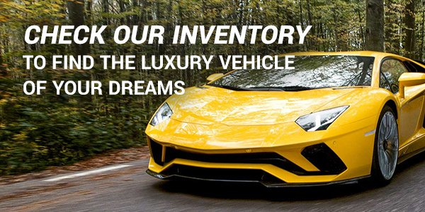 Luxury Vehicles