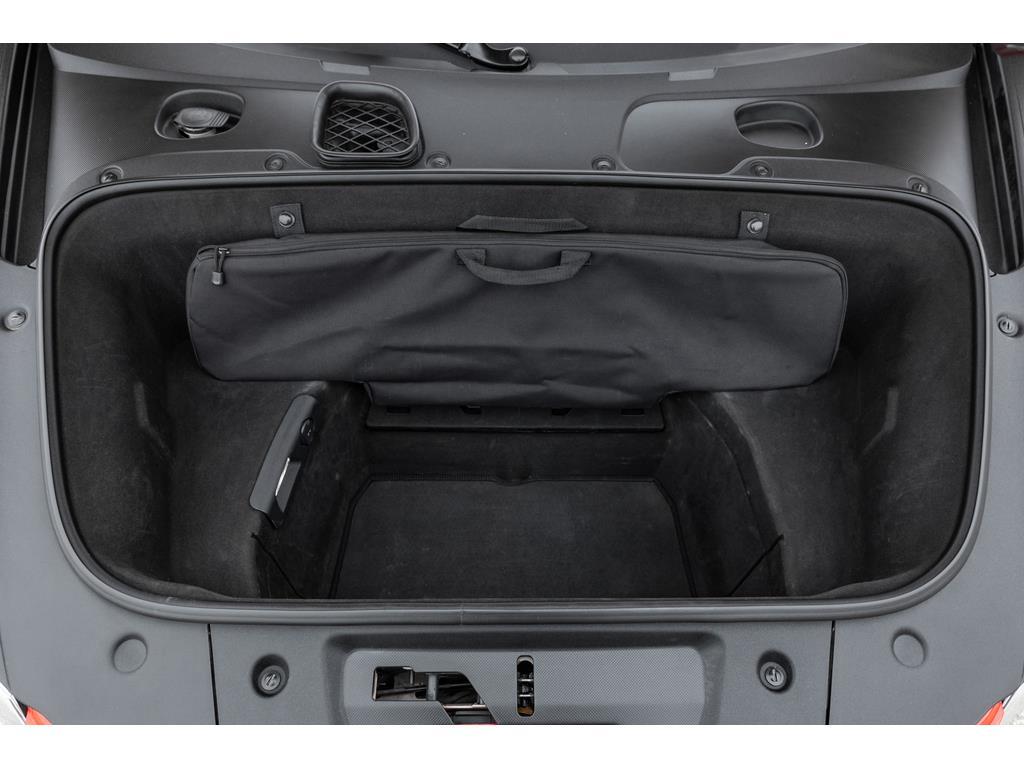 2012 Audi R8 GT Spyder Front Trunk