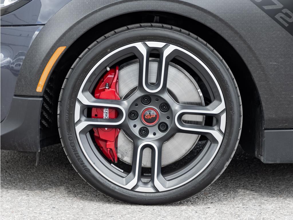2021 Mini John Cooper Wheels and Calipers