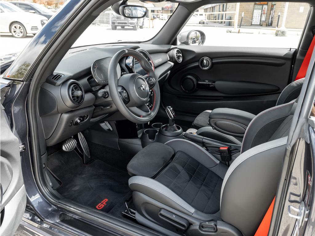 2021 Mini John Cooper Interior Driver View