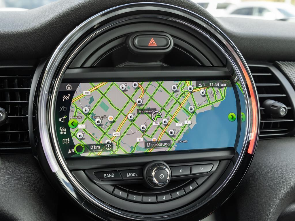 2021 Mini John Cooper Navigation System