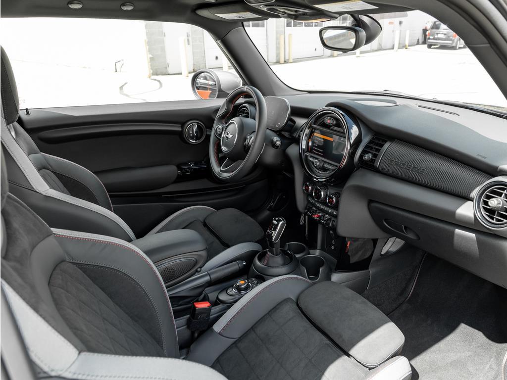2021 Mini John Cooper Interior Passenger View