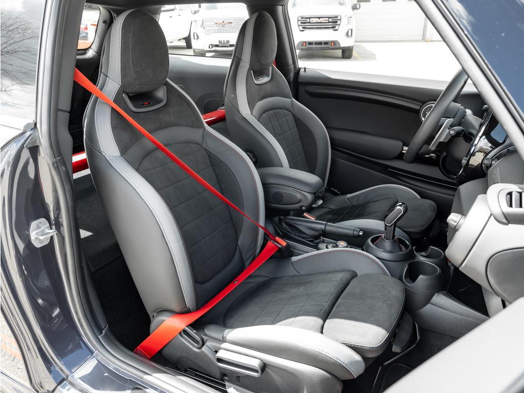 2021 Mini John Cooper Passenger Seat