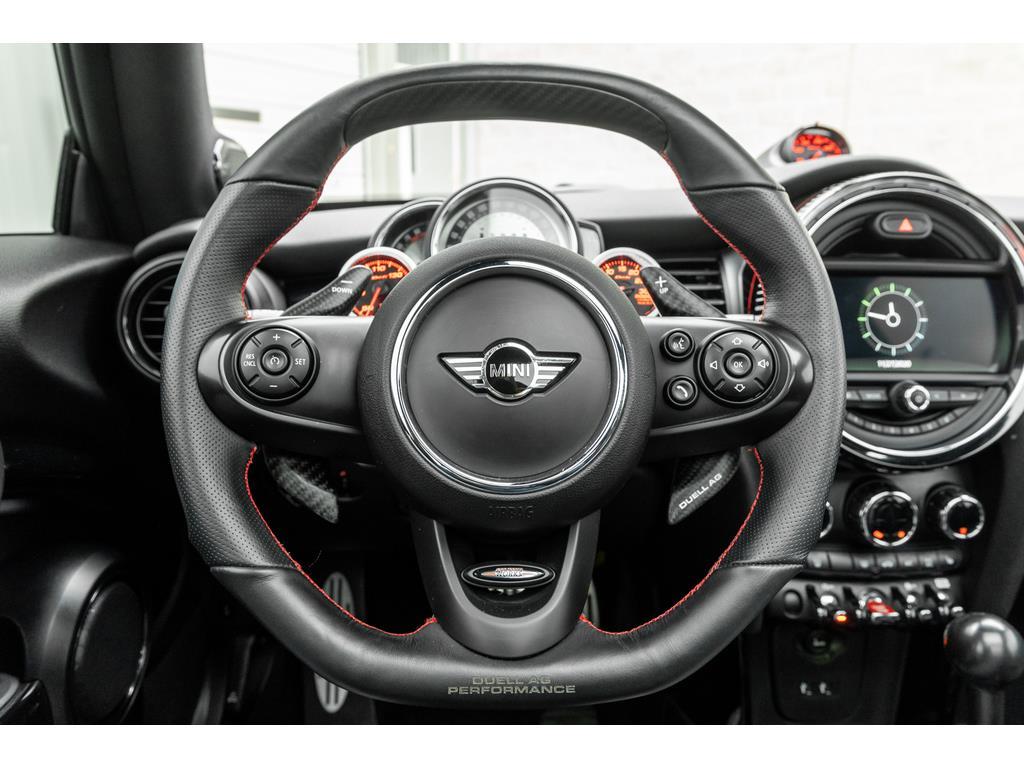 2019 Mini 3 Door Steering Wheel