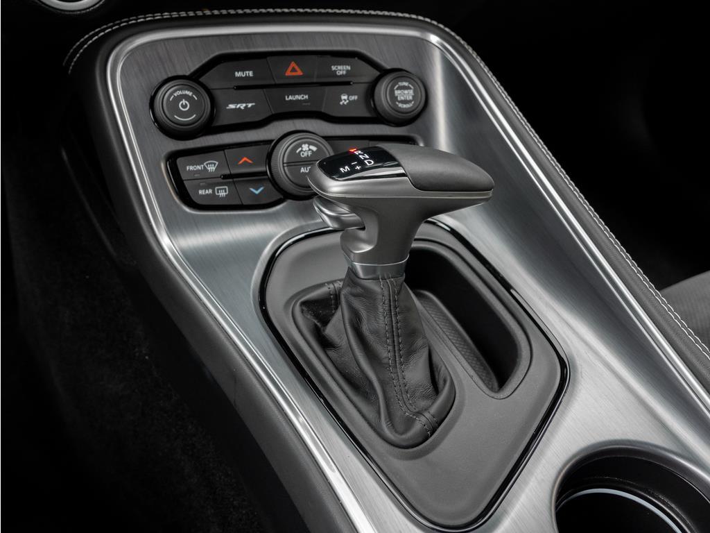 2018 Dodge Challenger Gearshift