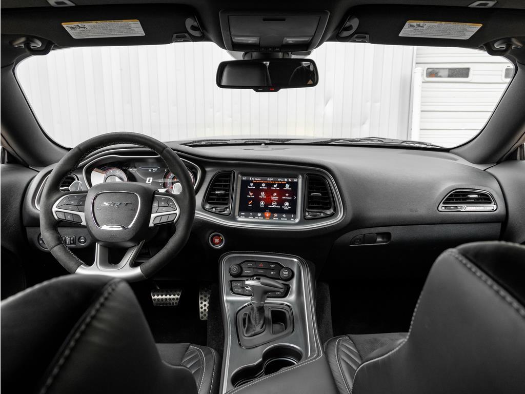 2018 Dodge Challenger Interior Dashboard