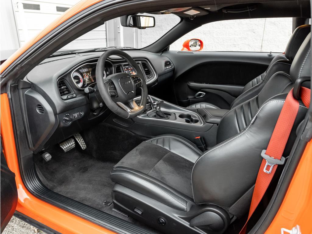 2018 Dodge Challenger Interior Driver View