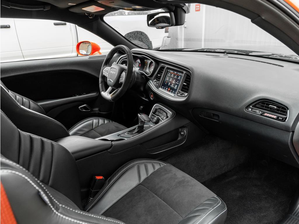 2018 Dodge Challenger Interior Passenger View
