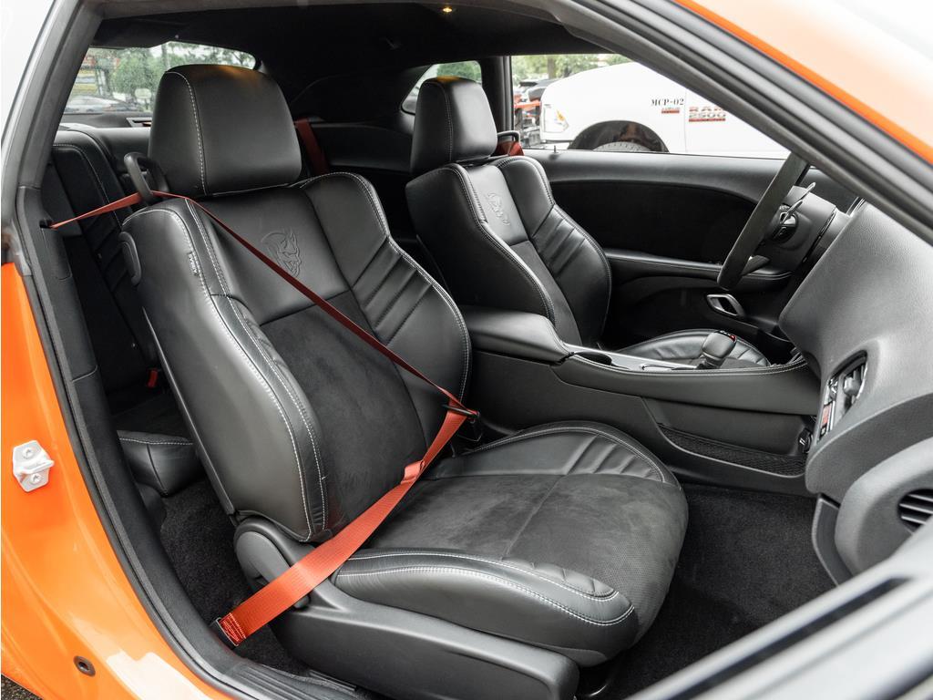 2018 Dodge Challenger Passenger Seat