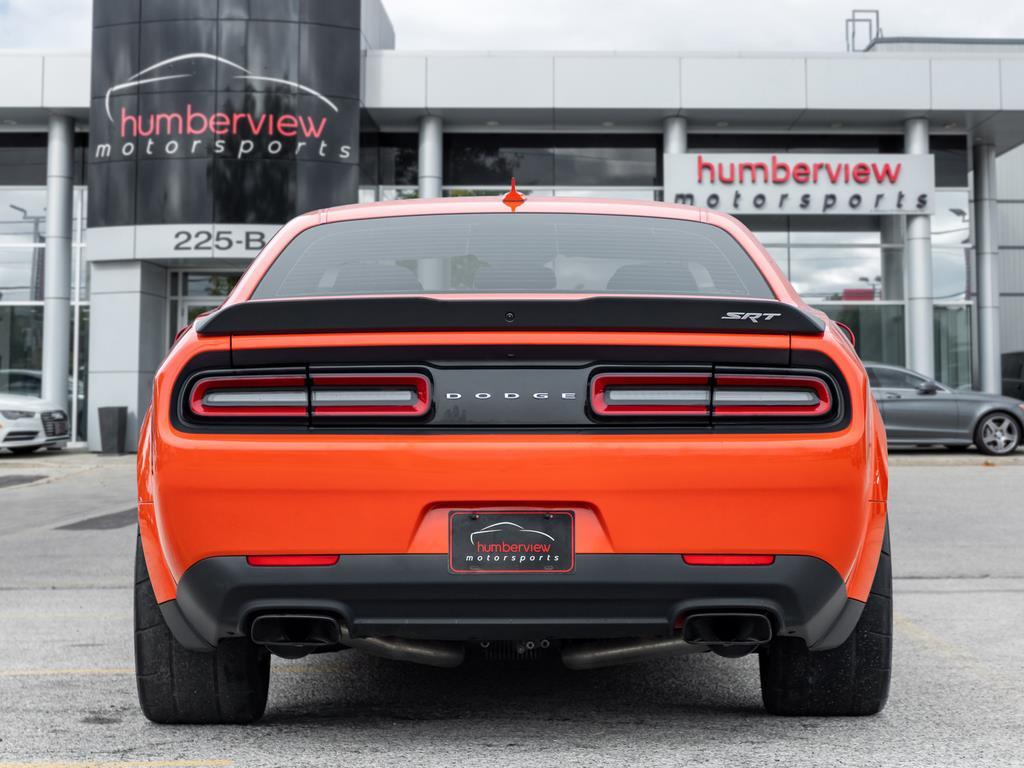 2018 Dodge Challenger Rear End