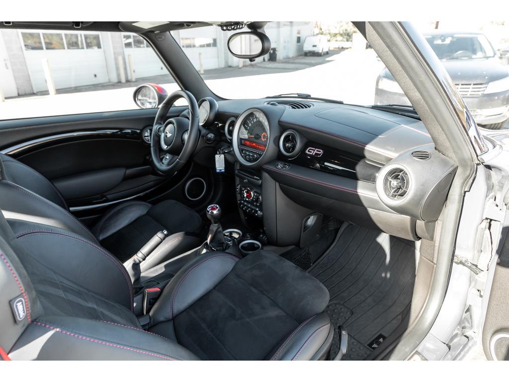2013 Mini Cooper John Cooper Interior Passenger View