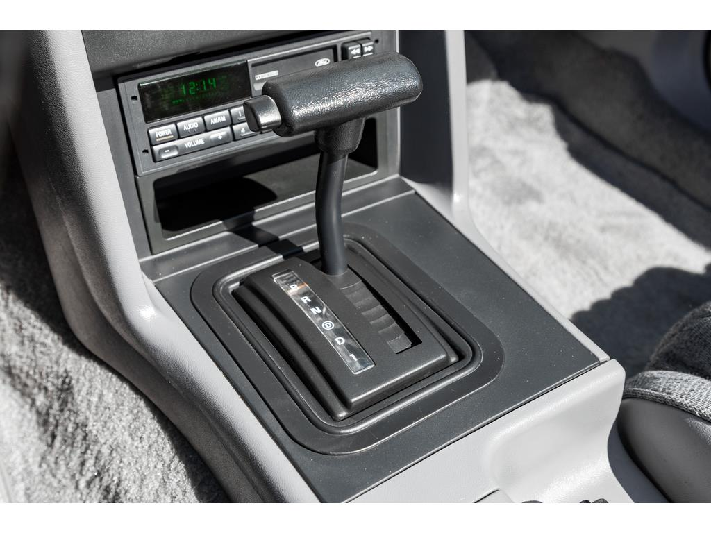 1993 Ford Mustang GT Gearshift