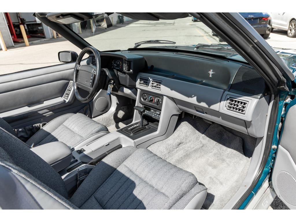 1993 Ford Mustang GT Interior Passenger View
