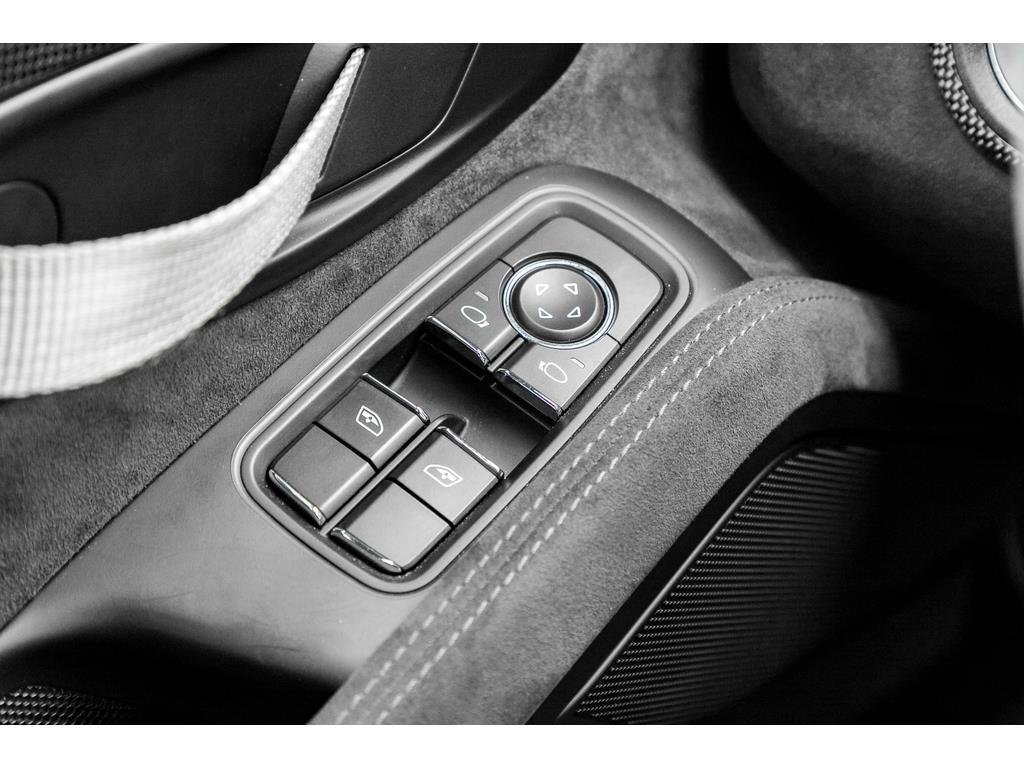 2016 Porsche 911 GT3 RS Driver Door