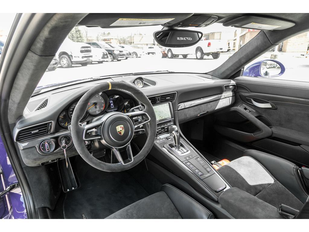 2016 Porsche 911 GT3 RS Driver View