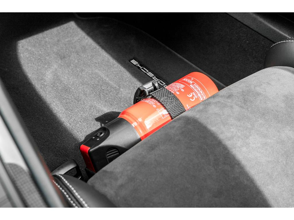 2016 Porsche 911 GT3 RS Fire Extinguisher
