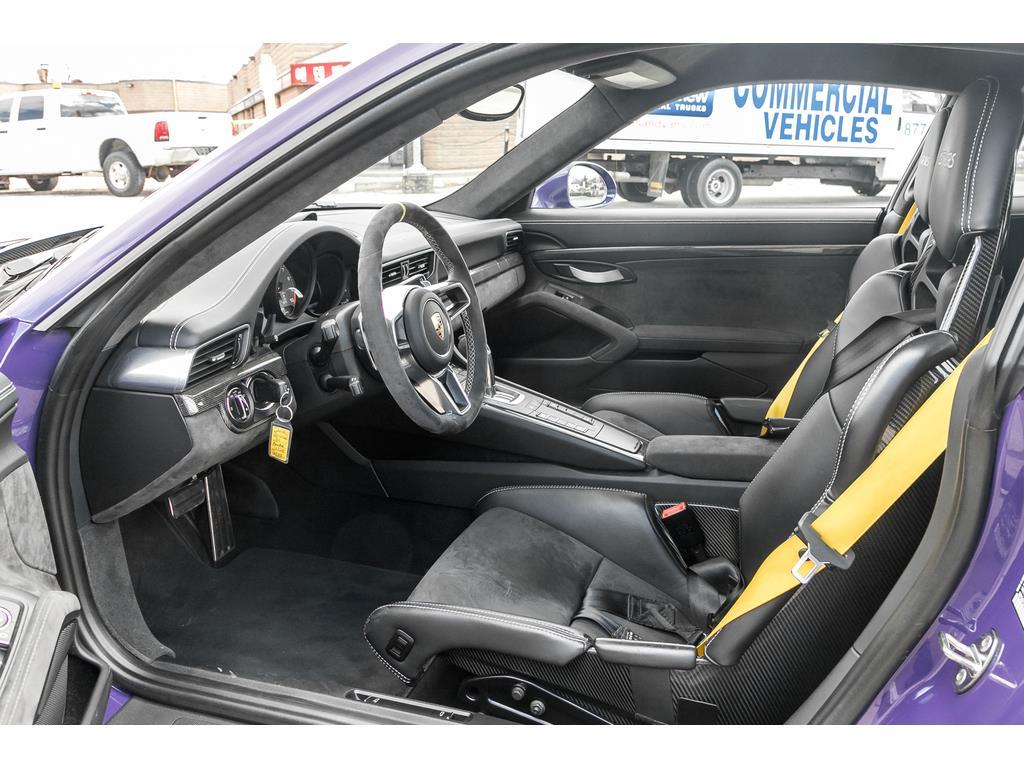 2016 Porsche 911 GT3 RS Driver Side Interior