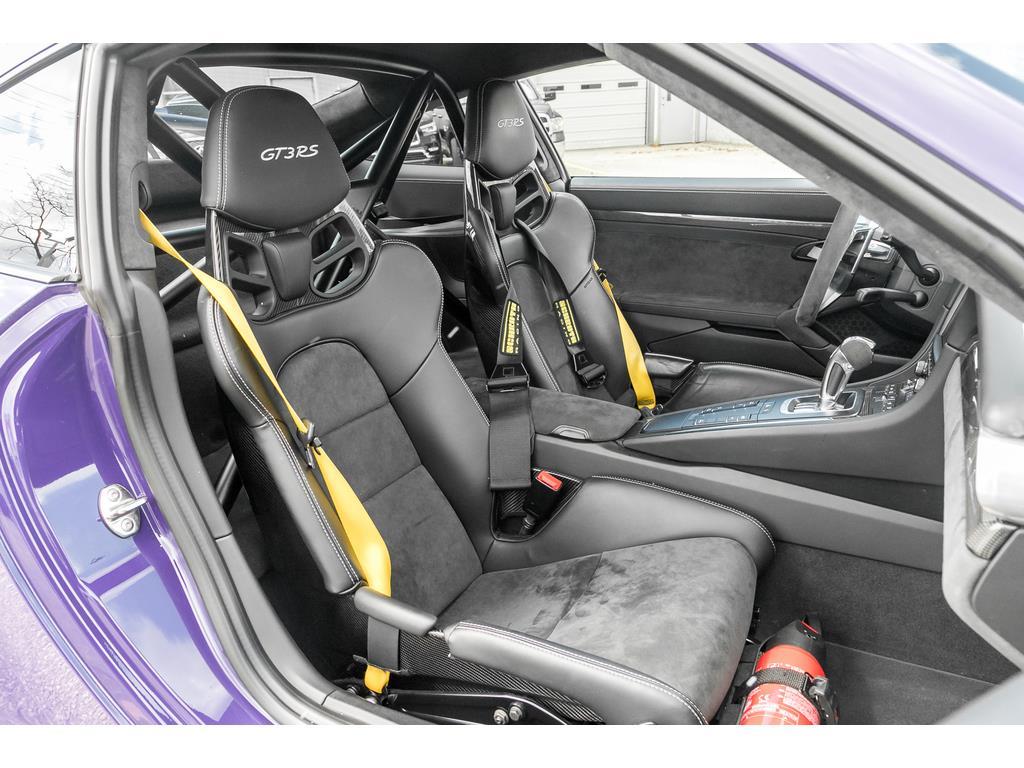 2016 Porsche 911 GT3 RS Passenger Seat