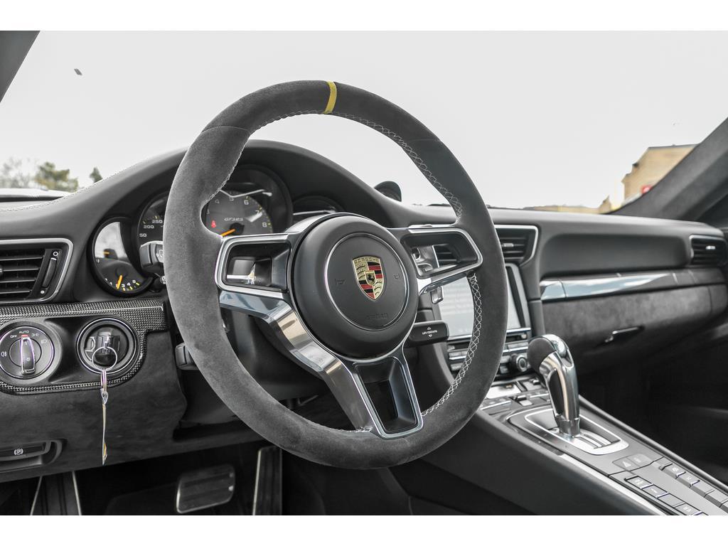 2016 Porsche 911 GT3 RS Steering Wheel